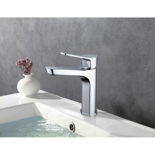 Lerma fürdőszobai mosdó csaptelep króm