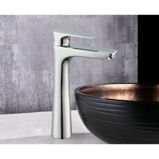Axel magasított fürdőszobai mosdó csaptelep króm
