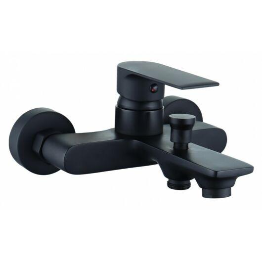 Royo fürdőszobai kádtöltő fekete