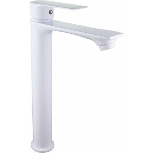 Royo magasított fürdőszobai mosdó csaptelep fehér