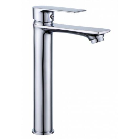 Royo magasított fürdőszobai mosdó csaptelep króm
