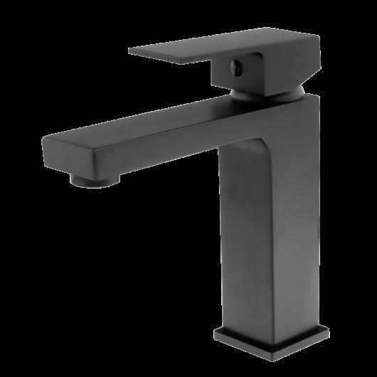 Cube fürdőszoba mosdó csaptelep fekete