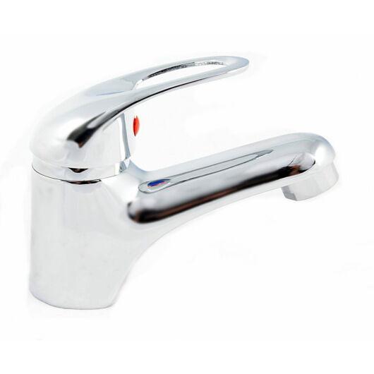 Alfa fürdőszoba mosdó csaptelep króm