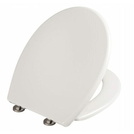D1 lassú záródású lecsapódásgátló WC ülőke fehér