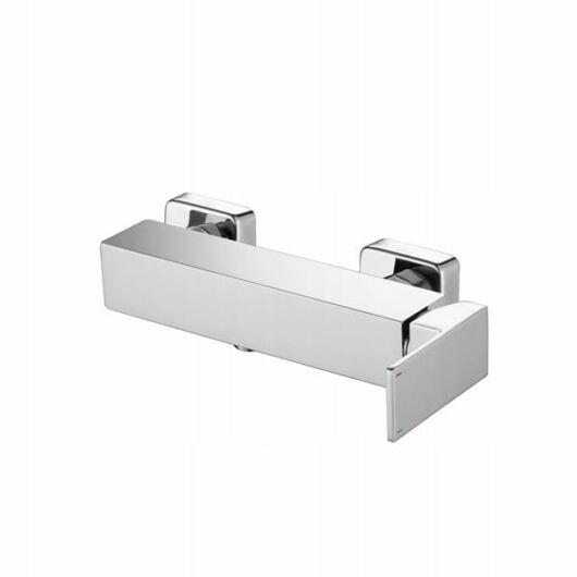 Cube fürdőszobai kádtöltő csaptelep króm