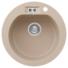 Kép 2/4 - Malibu 10 kerek gránit mosogató
