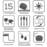 Kép 4/6 - Retto Med egymedencés gránit mosogató csepptálcával paraméterek